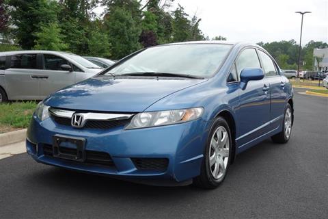 2009 Honda Civic for sale in Chantilly VA