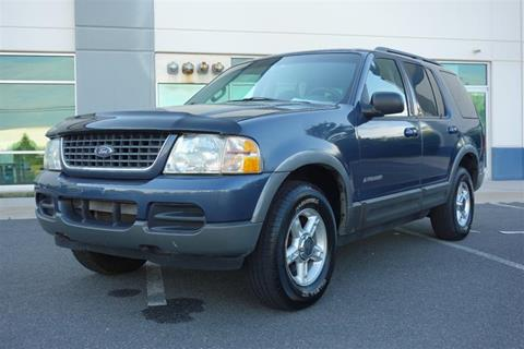 2002 Ford Explorer for sale in Chantilly, VA