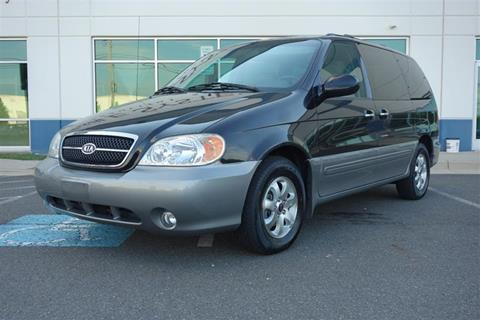 2005 Kia Sedona for sale in Chantilly, VA