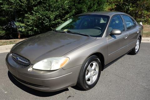 2002 Ford Taurus for sale in Chantilly, VA
