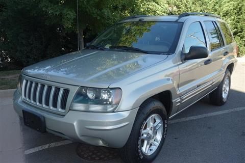 2004 Jeep Grand Cherokee for sale in Chantilly, VA