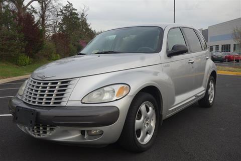 2002 Chrysler PT Cruiser for sale in Chantilly VA