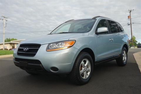 2008 Hyundai Santa Fe for sale in Chantilly, VA