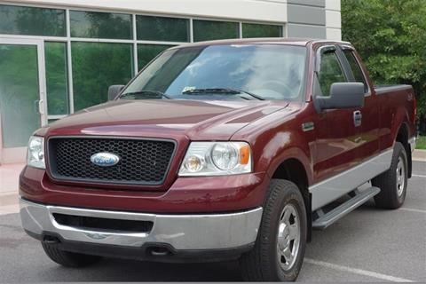 2006 Ford F-150 for sale in Chantilly, VA