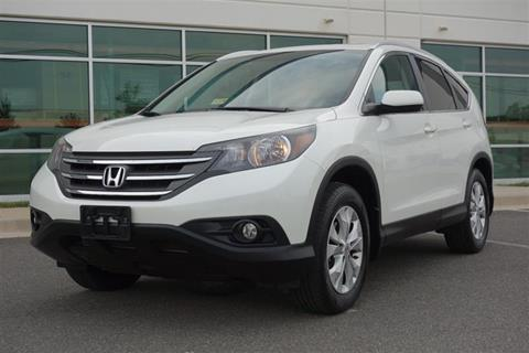 2013 Honda CR-V for sale in Chantilly, VA