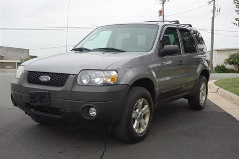 2007 Ford Escape for sale in Chantilly, VA