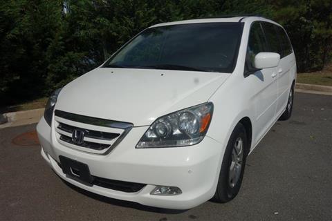 2007 Honda Odyssey for sale in Chantilly, VA