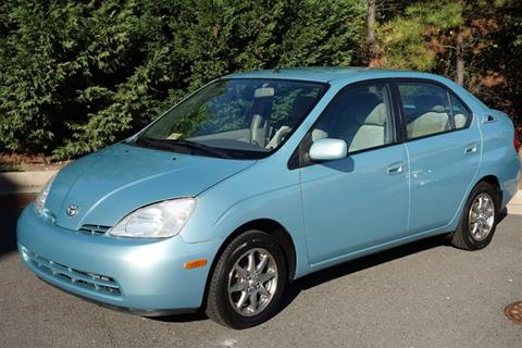 2003 Toyota Prius for sale in Chantilly VA