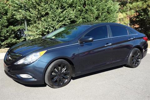 2013 Hyundai Sonata for sale in Chantilly, VA