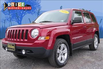 2014 Jeep Patriot for sale in Huntingdon, PA