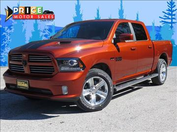 2017 RAM Ram Pickup 1500 for sale in Cassville, PA