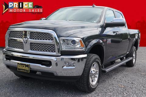 2013 RAM Ram Pickup 2500 for sale in Huntingdon, PA