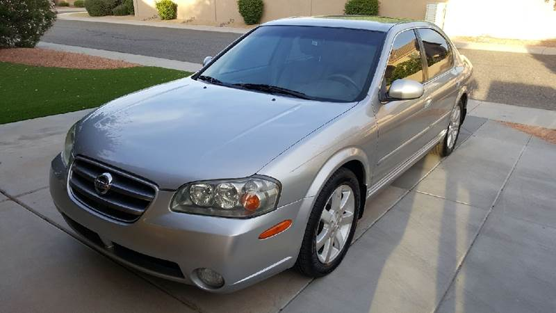 2003 Nissan Maxima for sale at Ast Autos Inc in Phoenix AZ