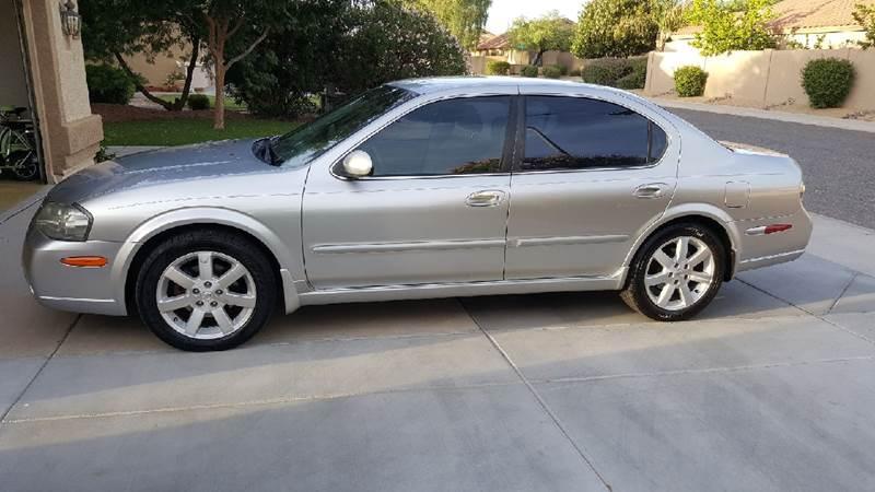 2003 Nissan Maxima for sale at Ast Autos Inc in Phoenix AZ