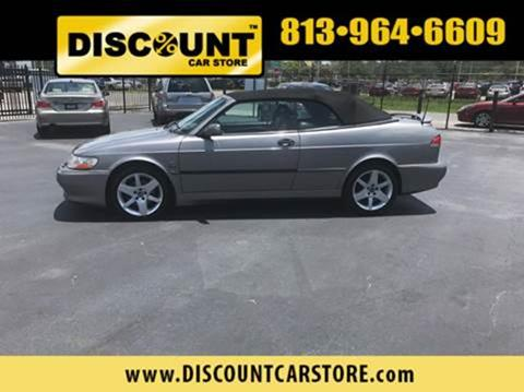2003 Saab 9-3 for sale in Tampa, FL