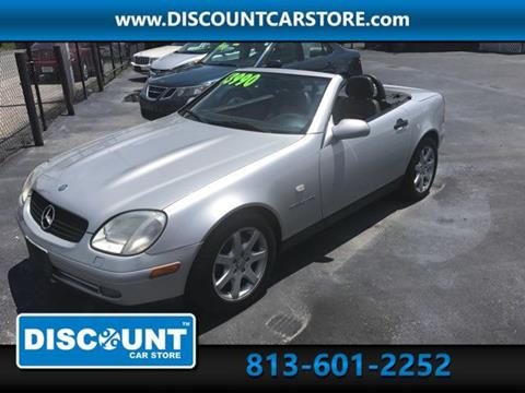 1998 Mercedes-Benz SLK for sale in Tampa FL