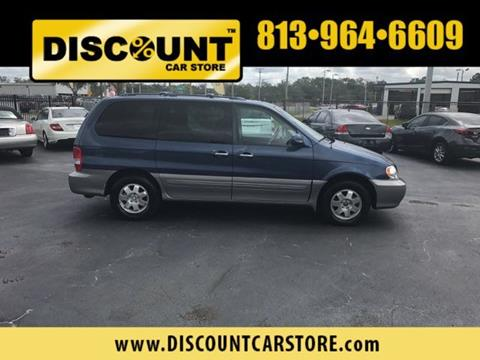 2003 Kia Sedona for sale in Tampa FL