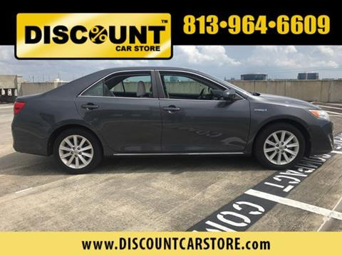 2012 Toyota Camry Hybrid for sale in Tampa, FL