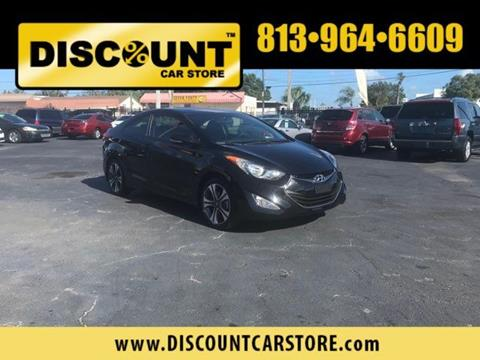 2013 Hyundai Elantra Coupe for sale in Tampa, FL