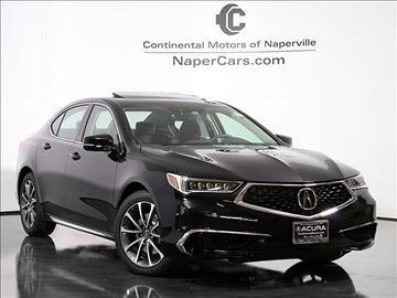 2018 Acura TLX for sale in Naperville, IL