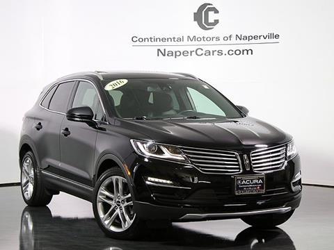 2016 Lincoln MKC for sale in Naperville, IL