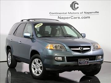 2006 Acura MDX for sale in Naperville, IL