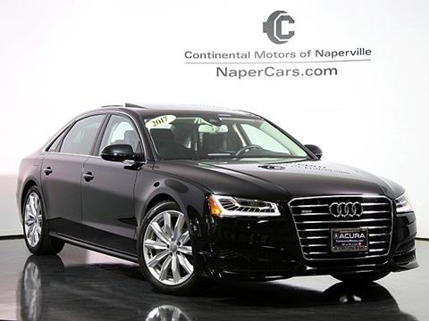 2017 Audi A8 L for sale in Naperville, IL