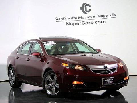 2014 Acura TL for sale in Naperville, IL