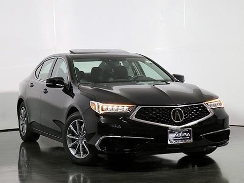 2020 Acura TLX for sale in Naperville, IL