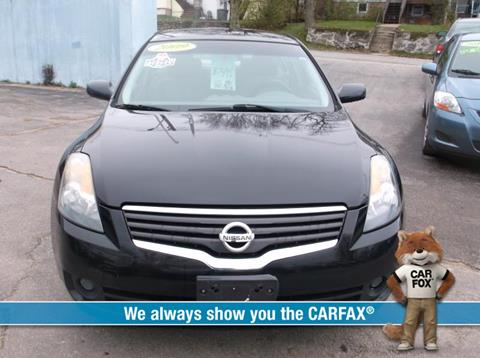 2009 Nissan Altima for sale in Gardner, MA