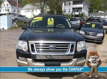 2006 Ford Explorer for sale in Gardner, MA