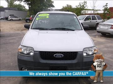 2005 Ford Escape for sale in Gardner, MA