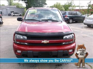 2005 Chevrolet TrailBlazer for sale in Gardner, MA