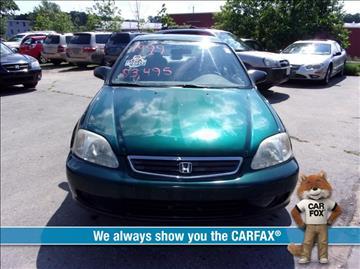 1999 Honda Civic for sale in Gardner, MA