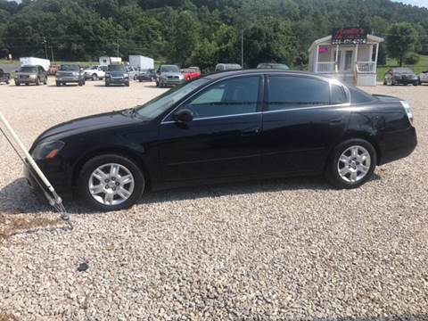 2006 Nissan Altima for sale in Grayson, KY