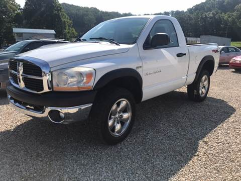 2006 Dodge Ram Pickup 1500 for sale in Olive Hill, KY