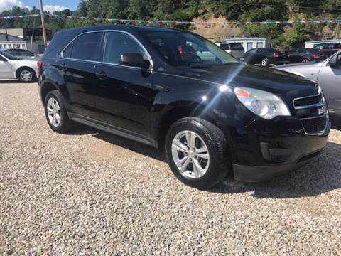 2010 Chevrolet Equinox for sale in Grayson, KY