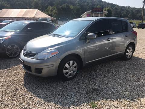 2011 Nissan Versa for sale in Olive Hill, KY