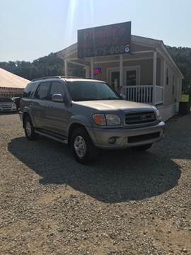 2003 Toyota Sequoia for sale in Olive Hill, KY