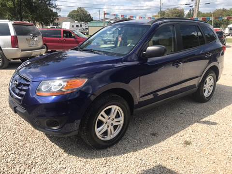 2010 Hyundai Santa Fe for sale in Olive Hill, KY