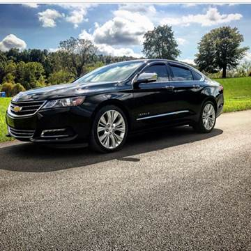 2014 Chevrolet Impala for sale in Grayson, KY