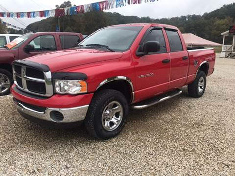 2005 Dodge Ram Pickup 1500 for sale in Olive Hill, KY