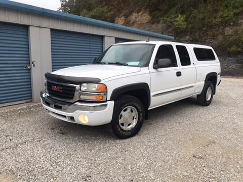 2004 GMC Sierra 1500 for sale in Olive Hill, KY