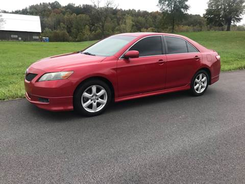 2007 Toyota Camry for sale in Olive Hill, KY