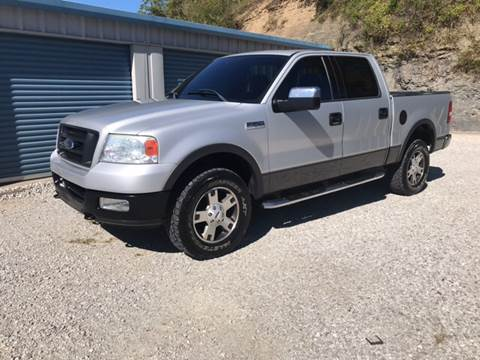2004 Ford F-150 for sale in Olive Hill, KY