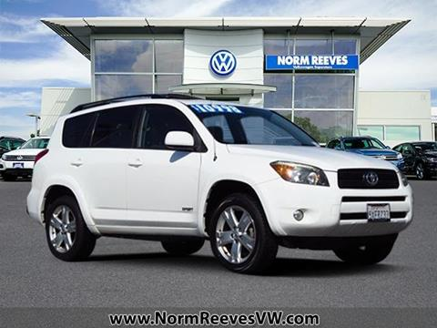 2007 Toyota RAV4 for sale in Irvine, CA