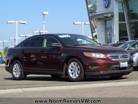 2010 Ford Taurus for sale in Irvine, CA