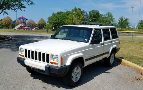 2000 Jeep Cherokee for sale in Wentzville, MO