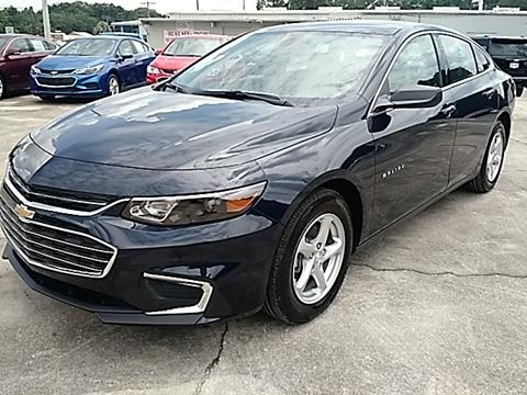 2017 Chevrolet Malibu for sale in Starke, FL