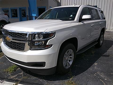 2017 Chevrolet Tahoe for sale in Starke, FL